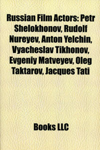"Book ""Russian Film Actors"", USA, 2010"
